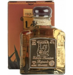 "Текила ""Ley 925"" Reposado, gift box, 0.75 л"