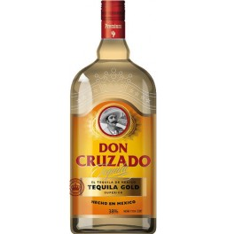 "Текила ""Don Cruzado"" Gold, 0.7 л"